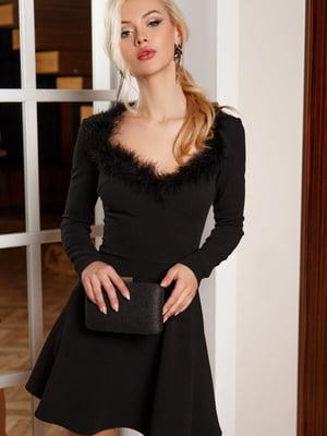 Сукня чорна   5525523