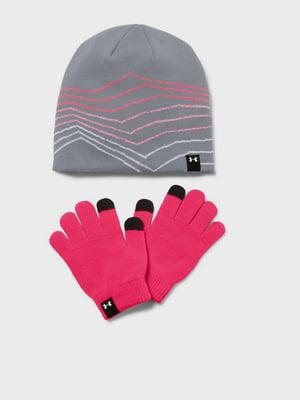 Комплект: шапка та рукавички | 5492353