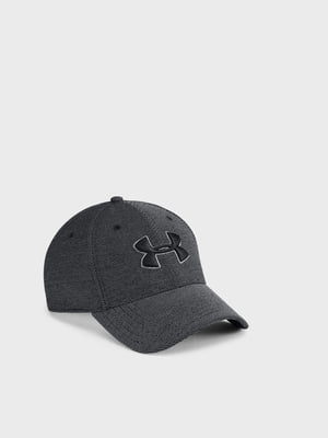 Кепка черная с логотипом | 5493126
