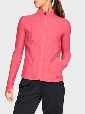 Толстовка рожева з логотипом | 5493302