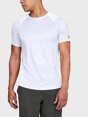 Футболка белая с логотипом   5493304