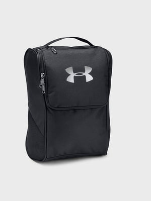 Рюкзак чорний з логотипом | 5493350