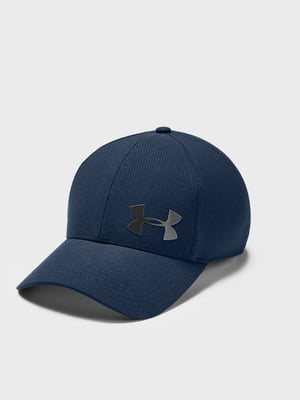 Кепка синяя с логотипом | 5493439