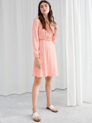 Сукня персикового кольору | 5474528