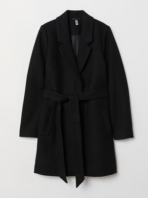 Пальто чорне | 5511632