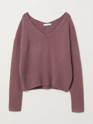 Пуловер рожевий | 5511750