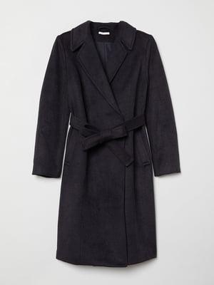 Пальто для беременных синее | 5511752