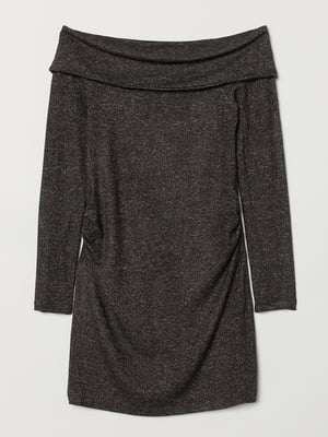 Джемпер-туника для беременных серый   5511758