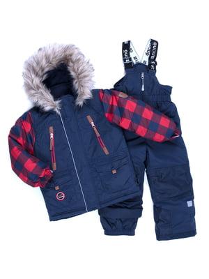 Комплект: куртка и полукомбинезон | 5525288