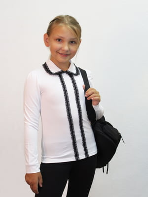 Блуза біла | 5247860