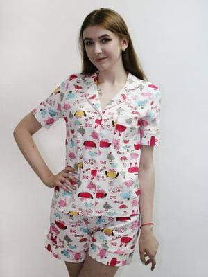 Комплект: сорочка і шорти | 5249954