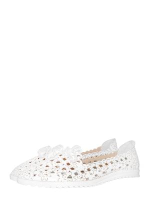 Балетки белые | 5510727