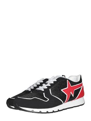 Кроссовки черные | 5521959