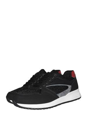 Кросівки чорні   5521962