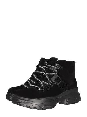 Ботинки черные | 5521968