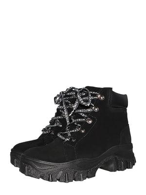 Ботинки черные | 5521969
