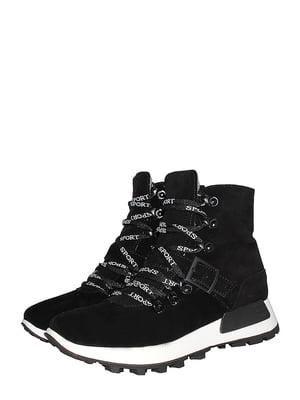 Ботинки черные | 5521970