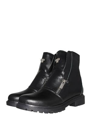 Ботинки черные | 5521971