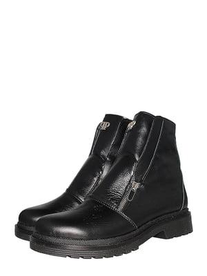 Ботинки черные | 5521972