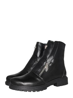 Ботинки черные | 5521973