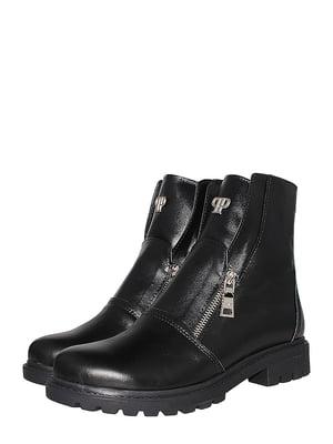 Ботинки черные | 5521974