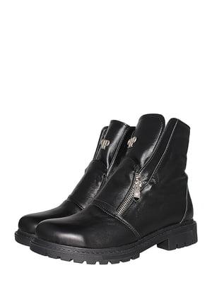 Ботинки черные | 5521975