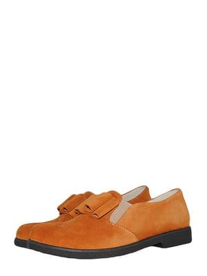 Туфлі світло-коричневі | 5524864