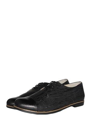 Туфлі чорні | 5524866