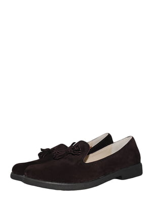Туфлі баклажанового кольору | 5524872