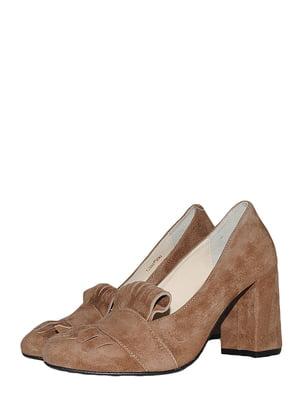 Туфлі коричневі | 5524877