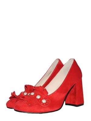Туфлі червоні | 5524878
