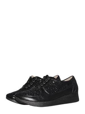Кросівки чорні | 5524890