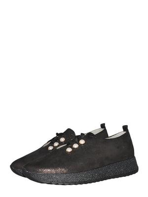 Кросівки чорні | 5524891