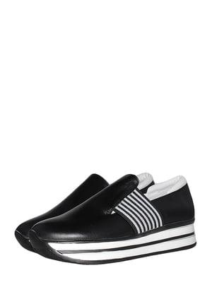Кросівки чорні | 5524893