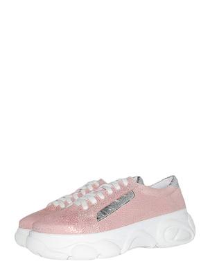 Кросівки рожеві | 5524895