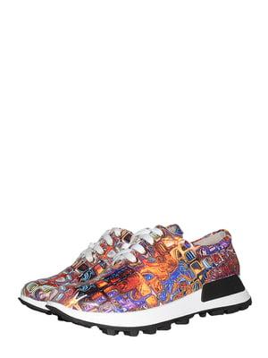 Кросівки різнокольорові | 5524901