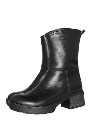 Ботинки черные | 5526172