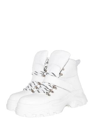 Черевики білі | 5526173
