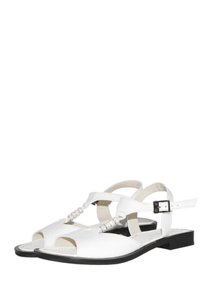 Сандалии белые | 5514431