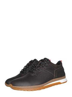 Кроссовки коричневые | 5521984