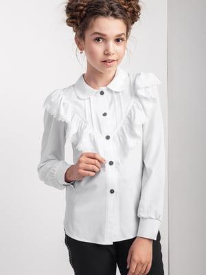 Блуза біла   5526330