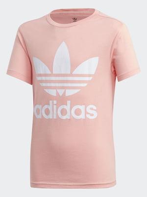 Футболка рожева | 5526299