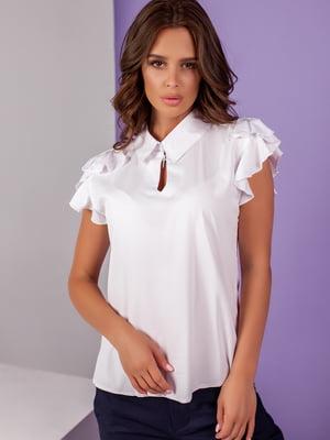 Блуза біла | 5527561