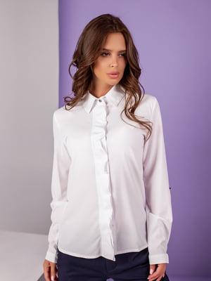 Блуза белая | 5527562