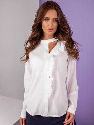 Блуза белая | 5527565