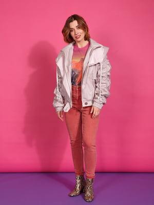 Куртка рожева   5527609