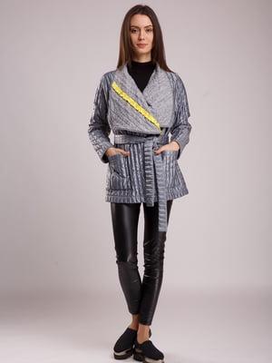 Пальто серое | 5527611