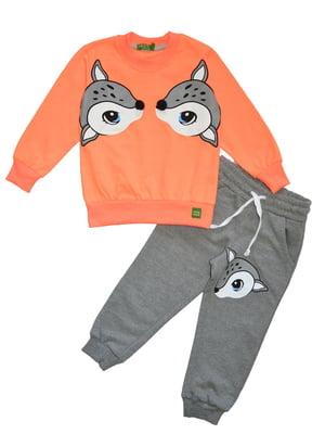 Костюм: джемпер і штани | 5528047