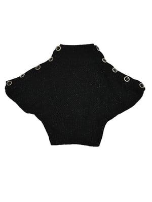Кофта-болеро чорна   5528060