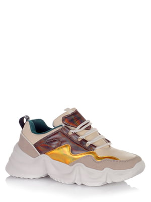 Кроссовки многоцветные | 5528092